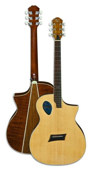 Michael Kelly Triad Acoustic Guitar