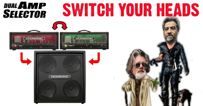 Dual Amp Selector Graphic 2