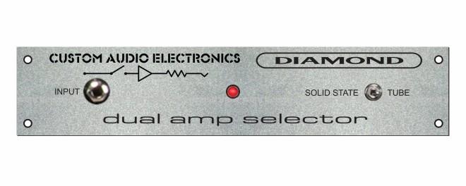 Diamond Amplification Dual Amp Selector