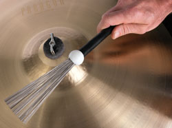 Sabian-Beat-Brush-on-Cymbal
