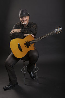 Frank Gambale with Guitar small