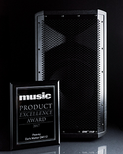 Peavey_DarkMatter_ProductExcellenceAward small